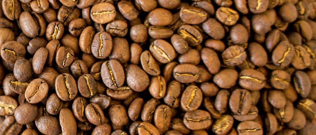 Gebrande koffiebonen van Obatala Coffee